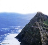 Skellig Rock, world heritage site near Waterville Kerry